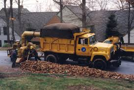 Leaf Collection Ends Wednesday, December 5